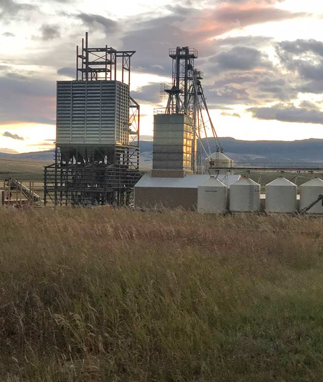 2018 Mountain West Ag - Feed & Seed Mill System